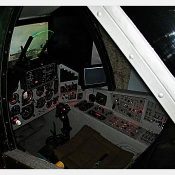 Home-cockpit Sukhoi Su-25