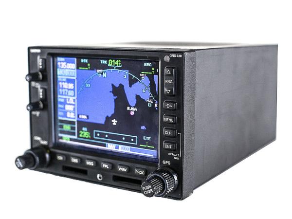 FHW's Garmin GNS-530 system simulator