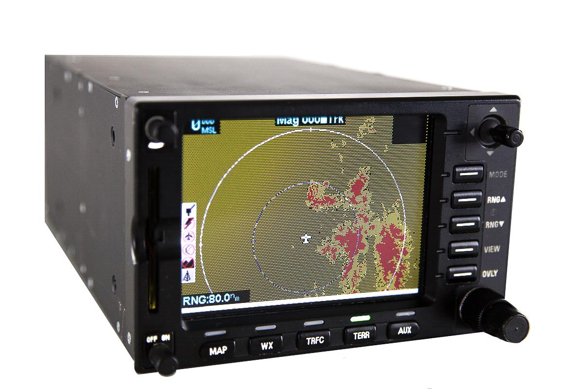 Honeywell BendixKing KMD850 system simulator
