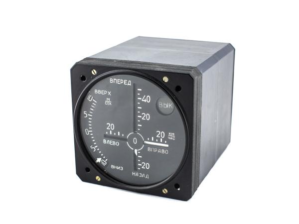 Имитатор индикатора висения и малых скоростей ИВМС