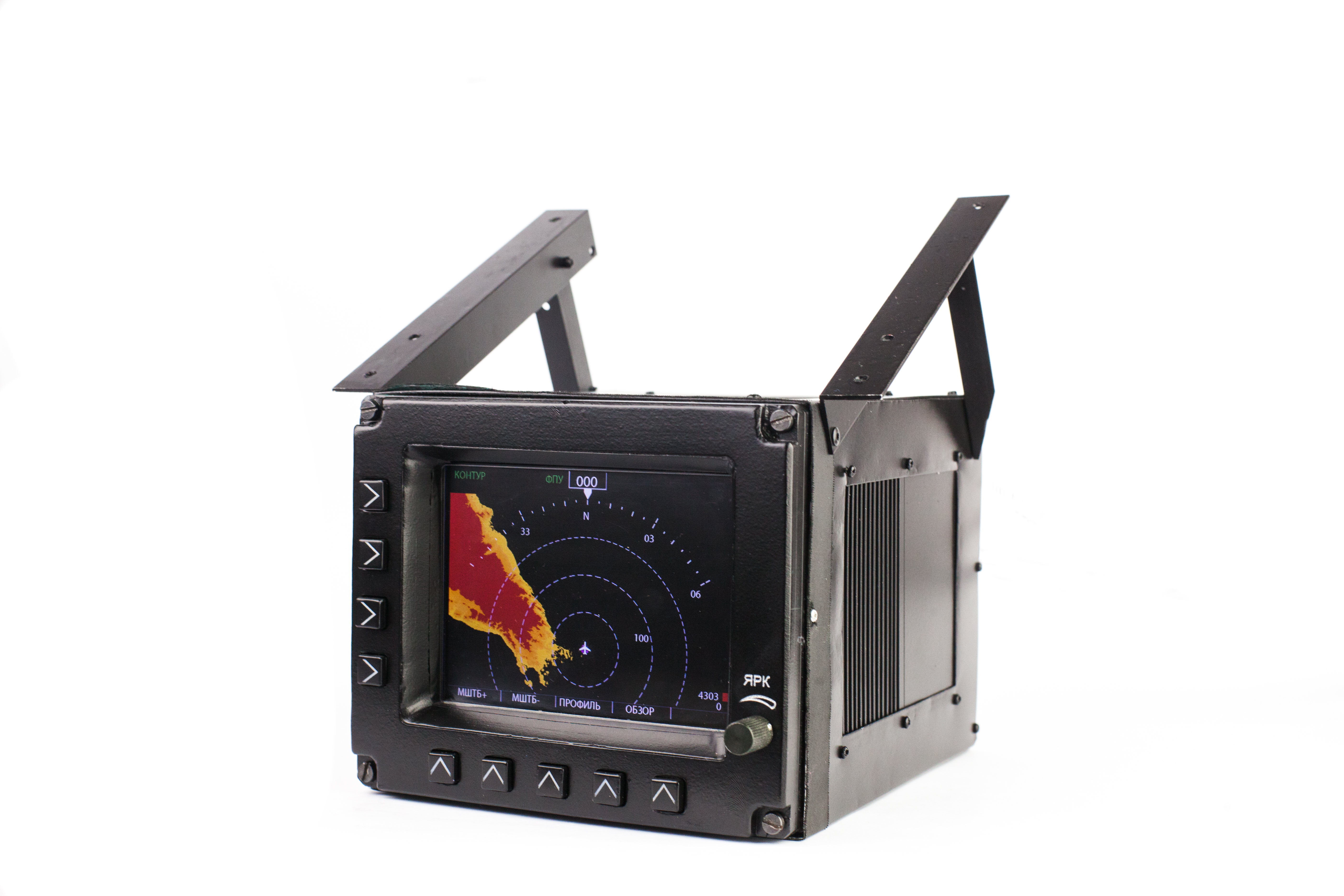 Multi-functional display TDS-56d imitator