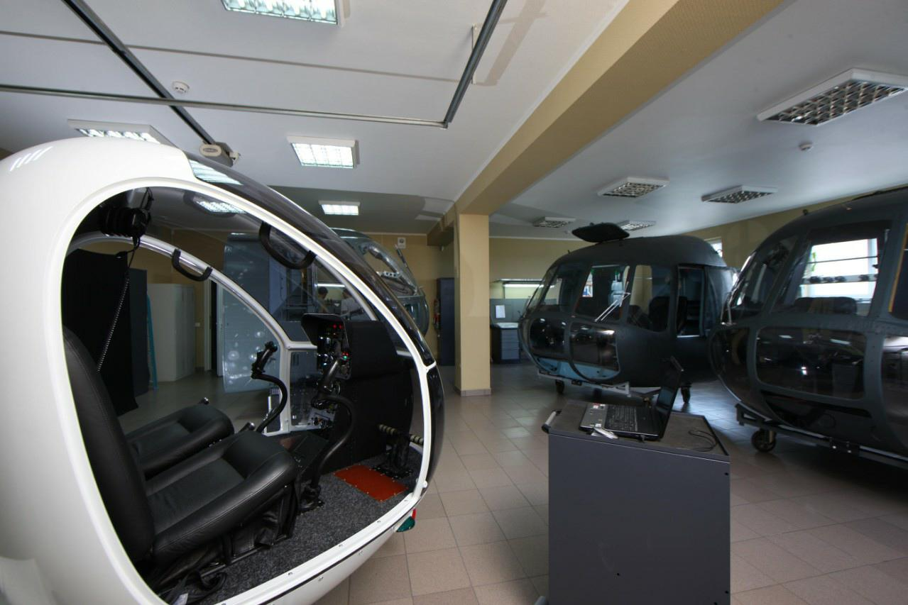 Procedure Training Device for AK-1-3 helicopter